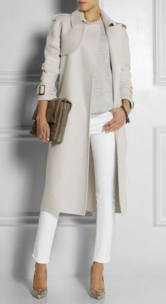 Casual Business Outfit Ideas for Work - Love Outfits Business Outfit Frau, Business Outfits, Business Clothes, Business Wear, Business Chic, Business Dresses, Fashion Mode, Work Fashion, Fashion Ideas