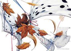 나뭇잎 Arts Ed, Design Art, Rooster, Asia, Watercolor, Bird, Drawings, Creative, Animals