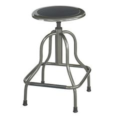 Power up! Whether it's production or performance, allow Diesel to power the progress. Diesel is ideally suited for workbench and work table use in the industrial, institutional and educational industries. This backless designed stool can be pushed under w Office Stool, Desk Stool, Diesel, Industrial Stool, Industrial Office, Industrial Furniture, Sewing Cabinet, Adjustable Stool