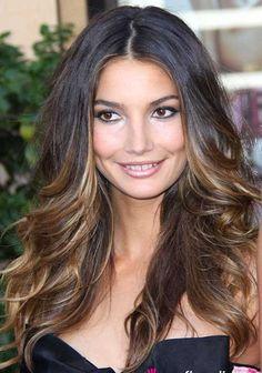 Beste Ombre Farbigen Frisuren  Smart Frisuren für Moderne Haar