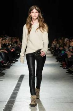 Mardou&Dean - Fall/Winter 2014 Catwalk Show - Women | Denimology