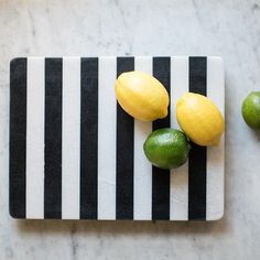 Black and White Marble Cheese Board by Mintwood Home