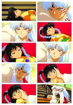 what episode does inuyasha and kagome meet miroku