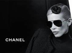 Chanel 2011/12 Autumn Winter Prestige Eyewear Collection