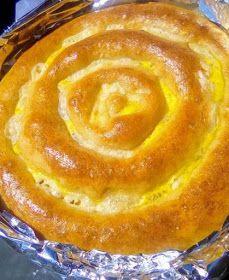 ΜΑΓΕΙΡΙΚΗ ΚΑΙ ΣΥΝΤΑΓΕΣ: Κασεροκουλούρα !!! Bread Art, Greek Desserts, Cheese Pies, Bread Recipes, Food To Make, Homemade, Dishes, Cooking, Savoury Pies