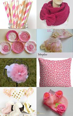 lovely pink!! by stella on Etsy--Pinned with TreasuryPin.com