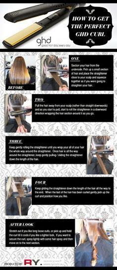Simple Beginners guide on how to curl your hair with a flat iron. We have composed 12 simple hairstyle hacks with for flat iron curls just for you Curling Hair With Flat Iron, Curl Hair With Straightener, Flat Iron Curls, How To Curl Hair With Flat Iron, Curling Iron Tips, Hair Curling Tips, Curling Hair With Wand, Curled Hairstyles, Diy Hairstyles