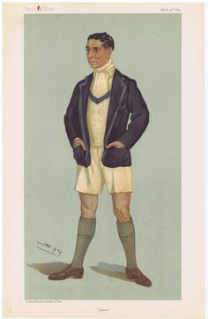 Rowing Print  Date:  23-Mar-1899   The Vanity Fair Caricature of    Mr. Harcourt Gilbey  Gold  With the caption of  :  Tarka  By the artist:  SPY    Visit www.theakston-thomas.co.uk for many more Vanity Fair Prints, we have one of the largest collections in the world.