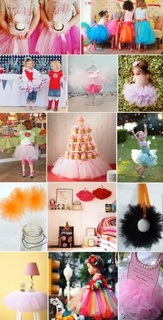 KIDS - Too Cute Tutu Ideas - Merriment Style Blog - Merriment - A Celebration of Style and Substance
