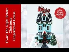 I made this Gingerbread house for the 2014 Festival of Trees held in Dearborn Michigan to raise money for the Detroit Children's Hospital. It was inspired by...