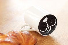 Une tasse « humeur du jour » DIY  par Artlex