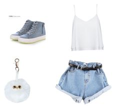 """""""Untitled #42"""" by sa14muna on Polyvore featuring Alice + Olivia and Renben"""