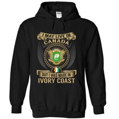 CANADA - IVORY COAST SPECIAL T-SHIRTS, HOODIES, SWEATSHIRT (39.99$ ==► Shopping Now)