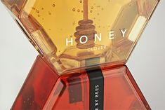 Honey Packaging Concept by Maksim Arbuzov