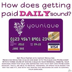 """If you have been watching my journey and thinking """"gosh that looks like fun!"""" Then I would love to personally work with you! $99US gets you your own business (without website fees, or any fees for that matter) and our beautiful kit worth $300. ✉️ Inbox me or email at itsyouniquebynesa@gmail.com  OR Join.makeupandandskincare4youbynesa.com"""