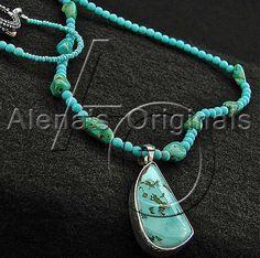 MAYAN TEAR Necklace Bones Style Jewelry by AlenasOriginals on Etsy, $188.00