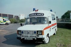 vintage ambulances - from the collection of K Burdyny Riverview ambulance wpg canada