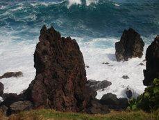 oceanos e ondas na jamaica