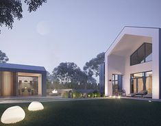 """Check out new work on my @Behance portfolio: """"Bits house"""" http://be.net/gallery/61719579/Bits-house"""