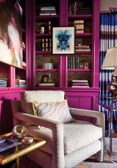 Something pink!