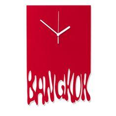 bangkok wallclock