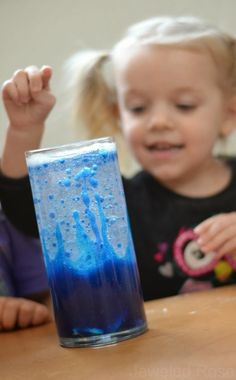 Make a lava lamp and WOW the kids! Super simple fun with a bit of learning snuck in!
