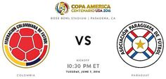 Colombia 🇨🇴 vs Paraguay 🇵🇾