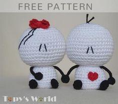 A free crochet pattern of Bigli Migli. Do you also want to crochet bigli migli Read more about the Free Crochet Pattern Bigli Migli. Crochet Craft Fair, Crochet Gifts, Cute Crochet, Crochet Toys, Crochet Projects, Crochet Dolls Free Patterns, Crochet Doll Pattern, Crochet Stitches Patterns, Amigurumi Patterns