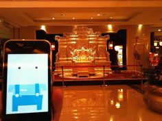 A sweet imperial chair  Dingli International Hotel / Huai'an, China