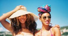 Caring For Natural Hair In The Summer