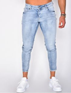 Jeans homme pas cher, jeans Redskins, jean Sixth June - Jeans Industry Men's Jeans, Mom Jeans, Best Jeans, Curly, Zara, Hairstyles, Gym, Mens Fashion, Denim