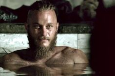 Vikings (series 2013 - ) Starring: Travis Fimmel as Ragnar Lothbrok. (click thru for larger image)