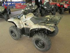 New 2016 Yamaha Grizzly EPS Realtree Xtra ATVs For Sale in Texas. 2016 Yamaha Grizzly EPS Realtree Xtra, 2016 Yamaha Grizzly EPS Realtree® Xtra® All-New Grizzly EPS: Bear Attack! There s no stopping the best selling big bore utility ATV in America it s all-new and better than ever. Built Real World Tough and Assembled in USA. Features May Include: High-Tech Engine Designed For Aggressive Trail Riding The 2016 Grizzly® has an all-new, more powerful DOHC, 708cc, 4-valve, fuel-injected engine…