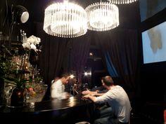 Le bar The Art Room, un écrin de velours paris 2ème