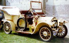 Wolseley-Siddeley 14/20 HP Tourer - 1909