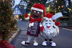 How to save money at #Hersheypark Christmas Candylane and Sweet Lights. #HersheyPA