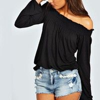 Cheap blusas femininas, Buy Quality long sleeve blouse directly from China sleeve blouse Suppliers: Zanzea 2017 Spring Sexy Womens Ladies Solid Shirred Off Shoulder Tops Casual Long Sleeve Blouse Shirt Blusas Femininas Moda Do Momento, Off Shoulder Tops, Cold Shoulder, Casual Tops, Shirt Blouses, Tee Shirts, Blouses For Women, Trendy Fashion, Fashion Women