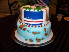 Cape Verde cake!