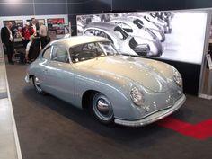 Porsche 356 @ Retro Classics 2012