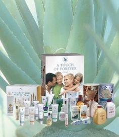 Natural aloe vera based products
