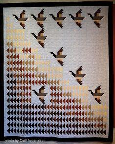 of Utah quilts: The 2018 Springville show ! (Quilt Inspiration) Best of Utah quilts: The 2018 Springville show !Best of Utah quilts: The 2018 Springville show ! Hand Quilting Patterns, Quilt Block Patterns, Quilting Tutorials, Quilting Projects, Quilting Designs, Quilting Ideas, Art Quilting, Sewing Projects, Bird Quilt Blocks