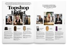 fashion magazine design - Sök på Google