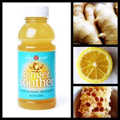 Ginger Soother  ginger is an anti-inflamatory