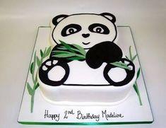 Resultado de imagem para cake panda