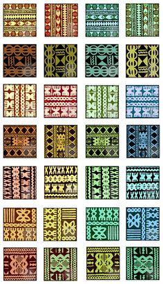 Digital Art Hawaii Digital Collage Sheet Clip by DigitalArtMart