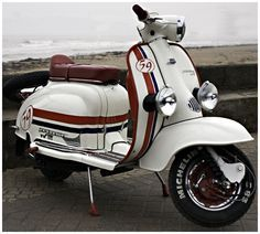 '65 Lambretta Series II TV175