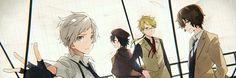 @Un_mundo_otaku Esta fue la primera recomendación para ver esta temporada de estrenos se llama Kuzu no honkai tiene manga.  Visita: AnimesDC.com - #AnimesDC
