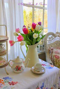 Indoor Blooms