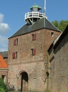 Lighthouses of the Northern Netherlands
