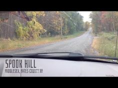 Spook Hill - Middlesex, Yates County NY [2013]